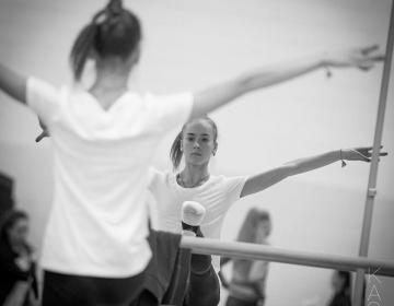 """""""Baltic Hoop 2017"""" - Olga Bogdanova ja Laurabell Kabrits"""